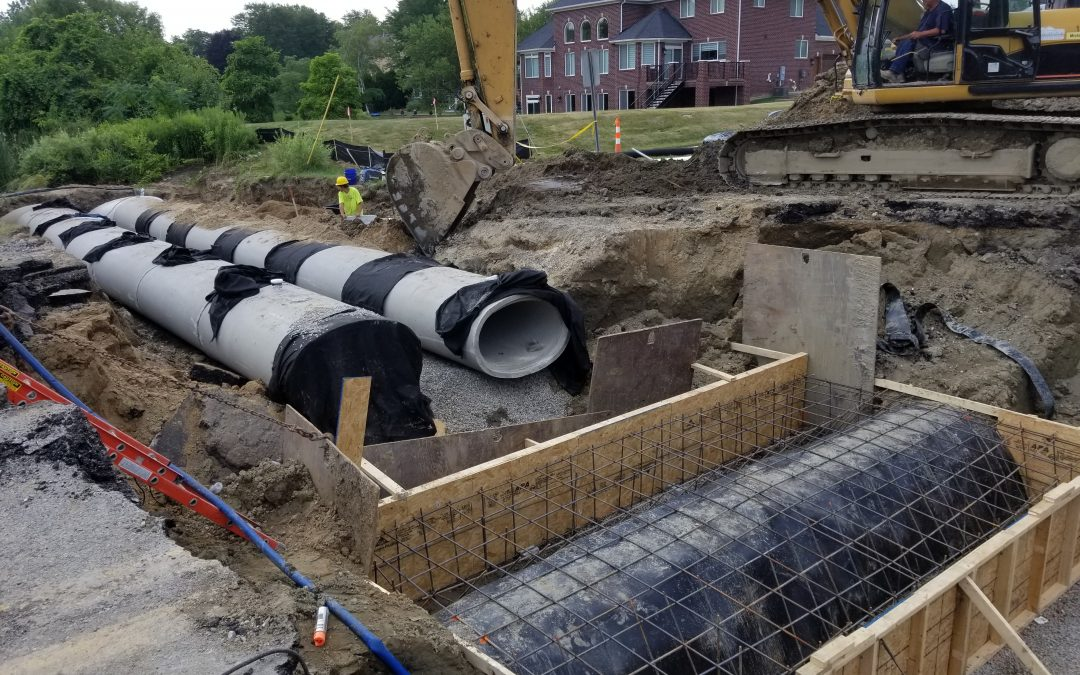 South Blvd – Rochester Hills – Pro-Line Asphalt