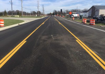 Thompson Rd Reconstruction – GCRC